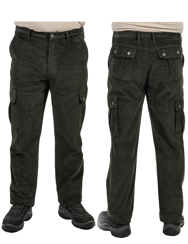 Pánské kalhoty kapsáče manšestr PHOBOTEX 2f7f8041aa